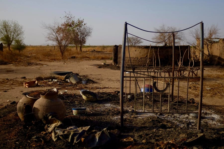 Village northeast nigeria boko haram attack