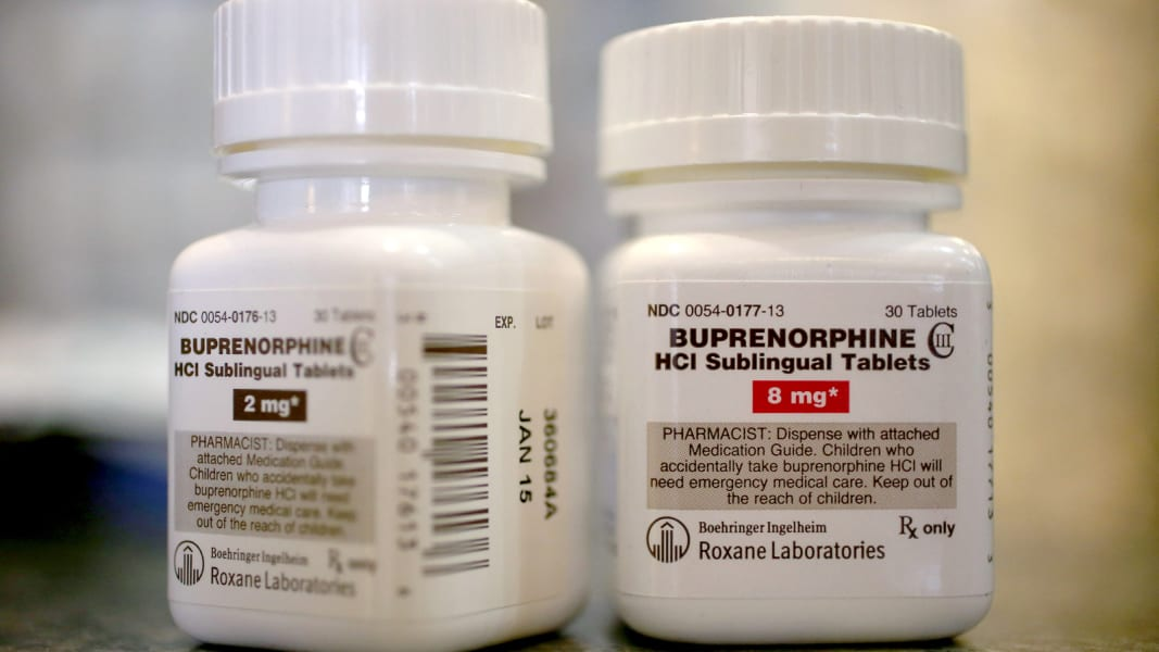 11 buprenorphine dangerous painkillers