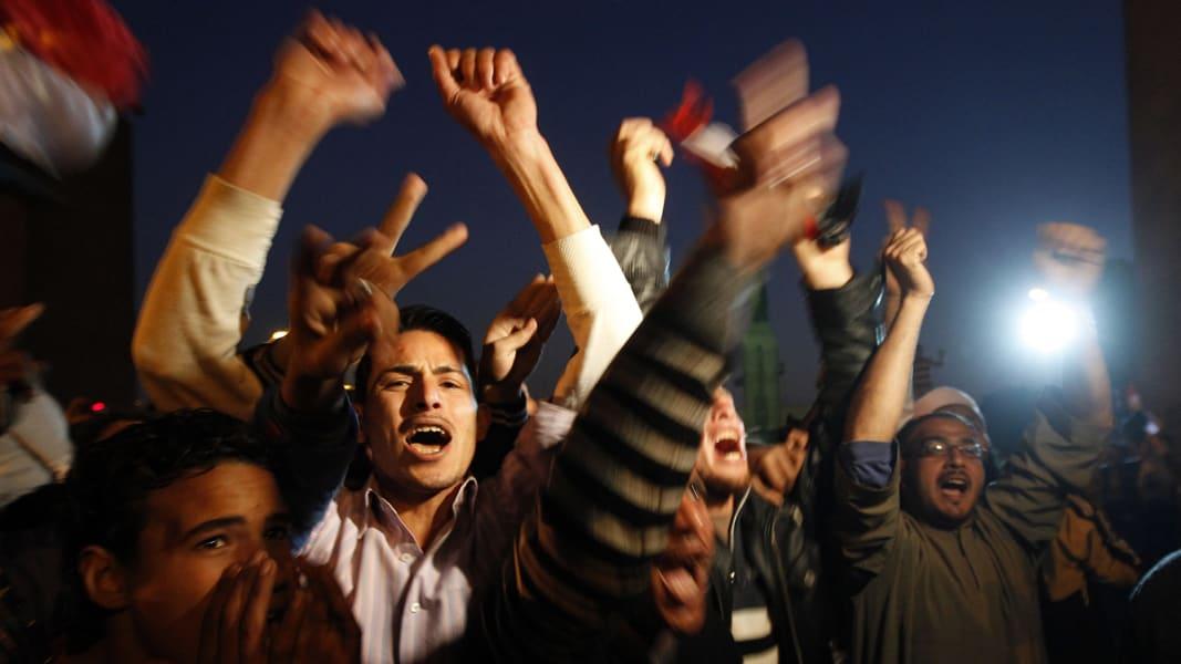03 Arab Spring Egypt RESTRICTED