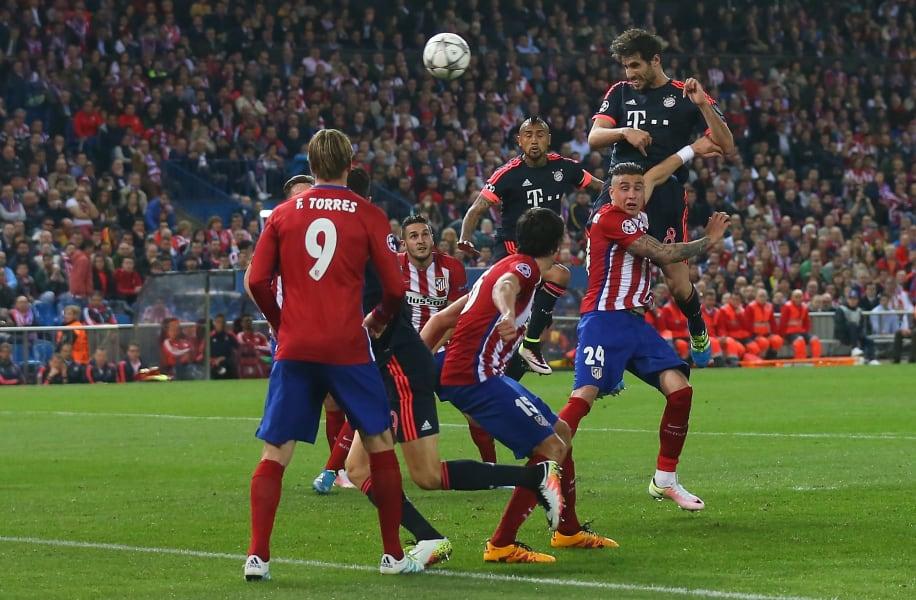 Martinez header