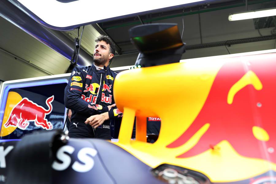 Daniel Ricciardo sochi