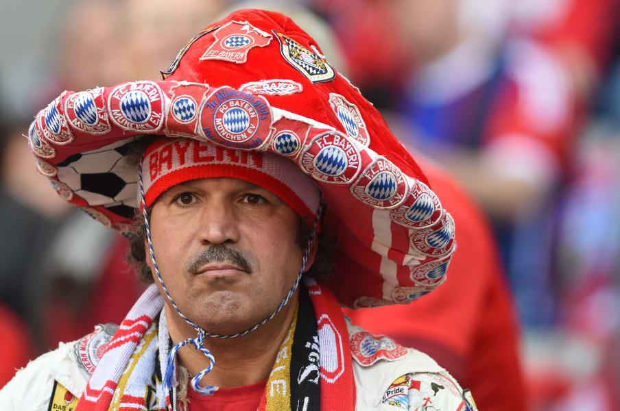 Bayern fan