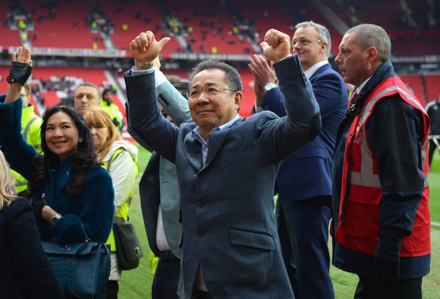leicester owner