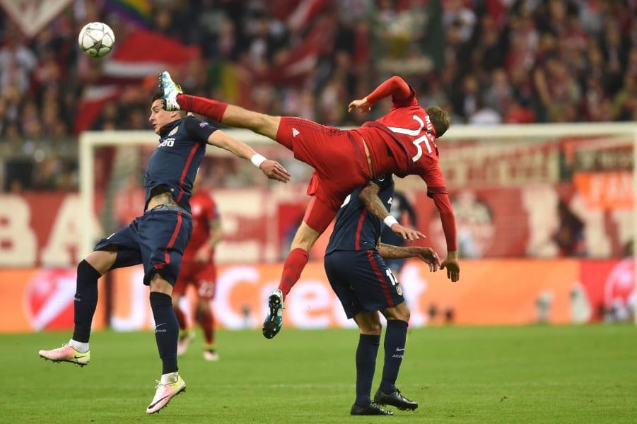 Muller flying kick