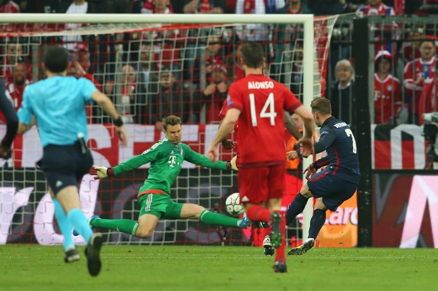 Griezmann goal