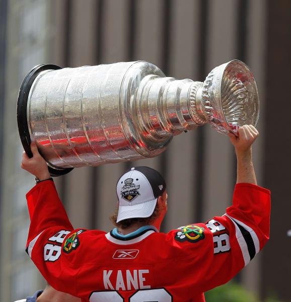 Patrick Kane Stanley Cup
