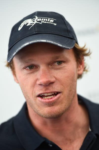 Nathan Outteridge Artemis Racing skipper