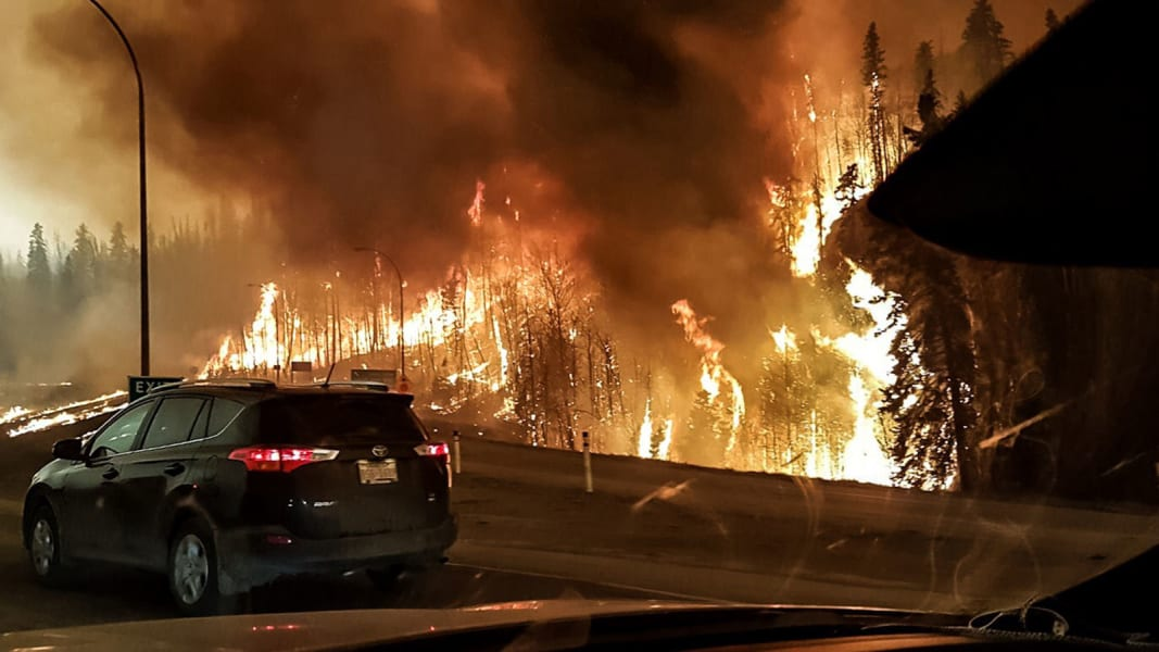 RESTRICTED 10 CA wildfires 0505