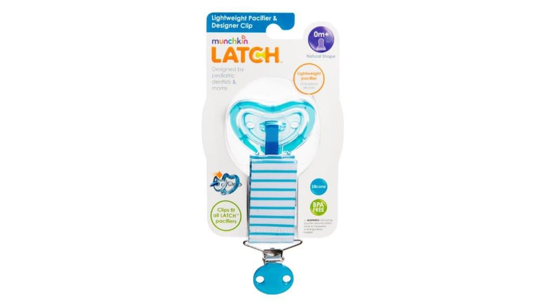 01 Munchkin pacifier recall