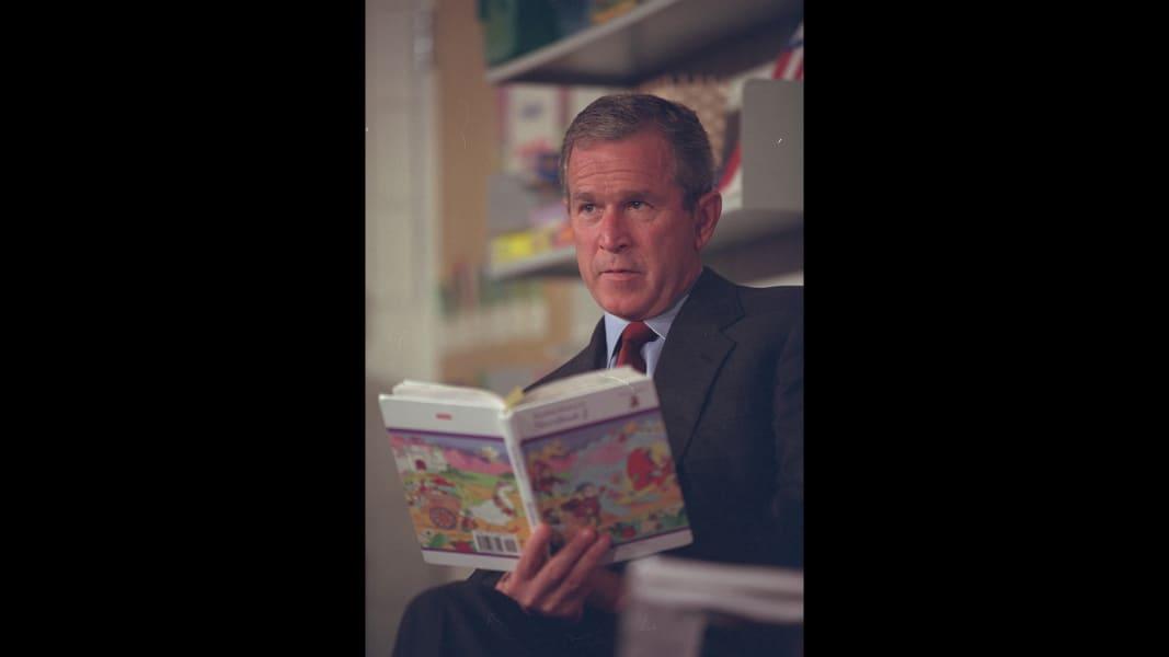 02 George W Bush 911