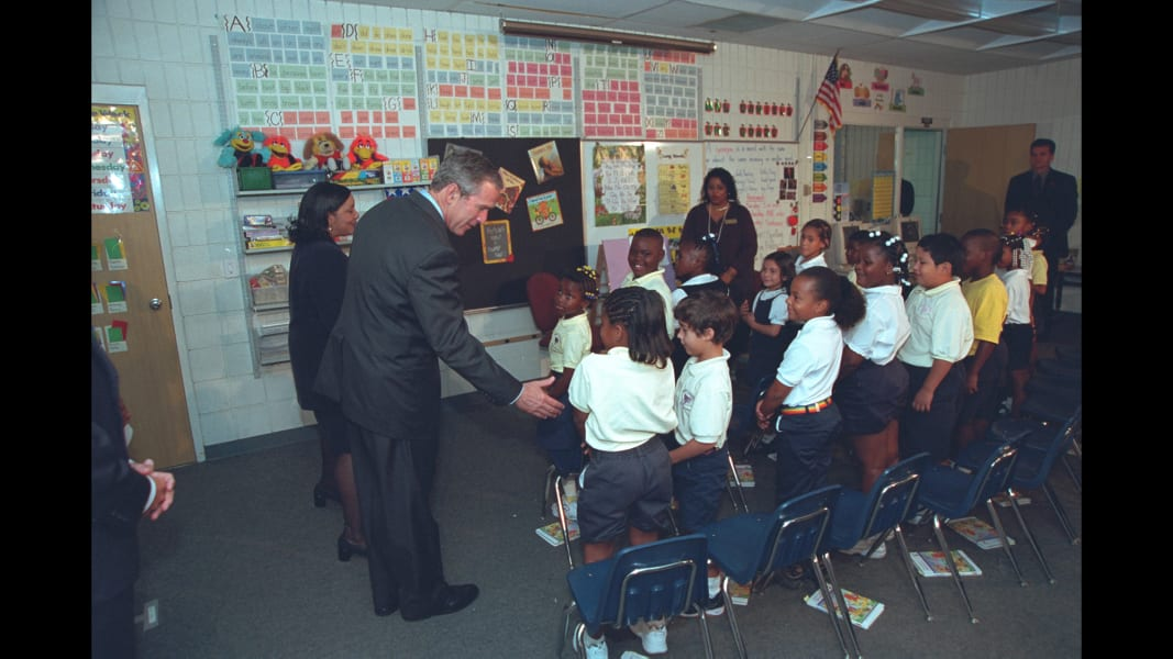 03 George W Bush 911