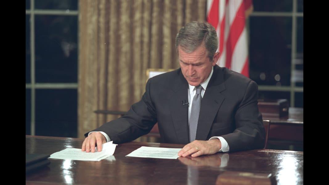 12 George W Bush 911