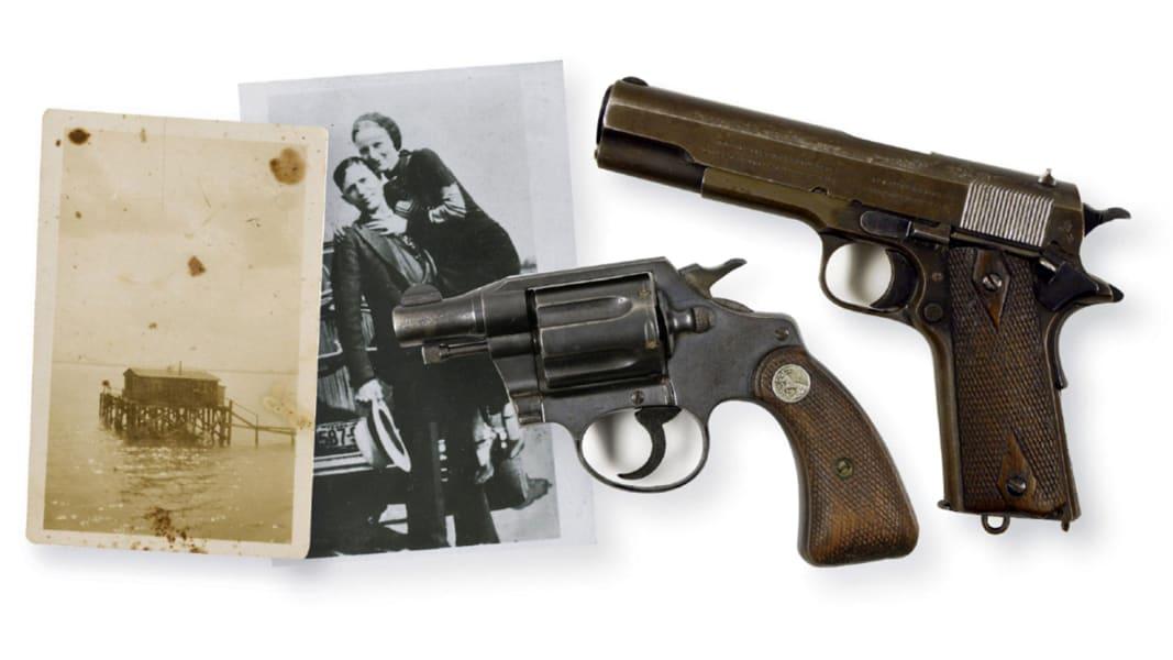 Bonnie Clyde Guns