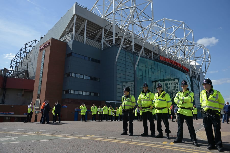 manchester united old trafford 1