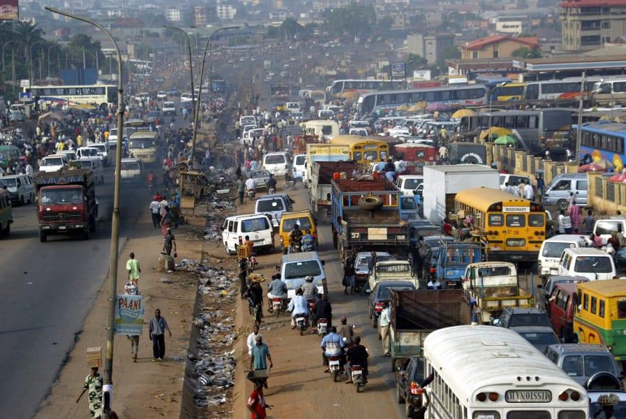 Onitsha pollution