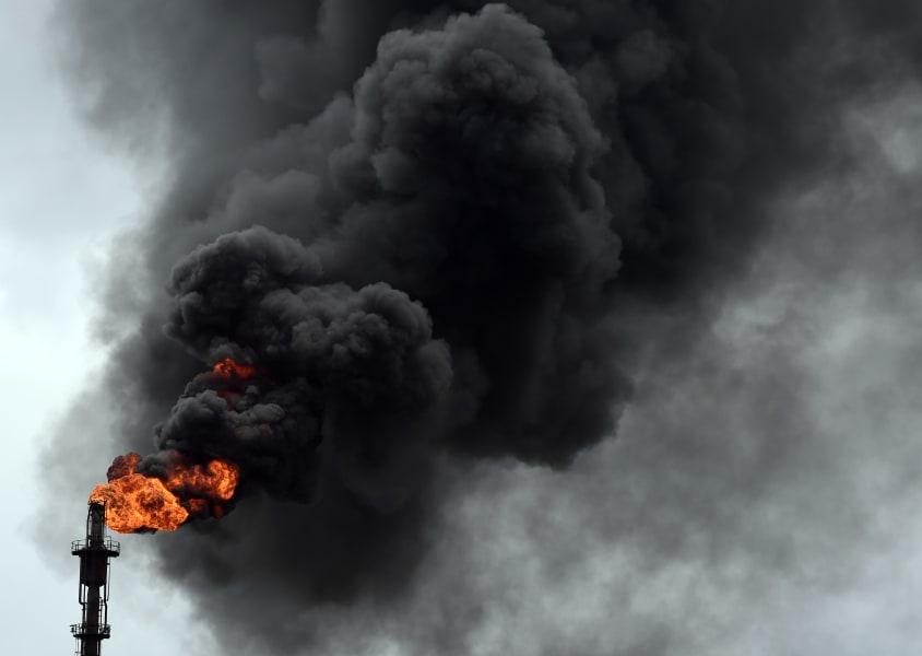 Kaduna pollution smoke