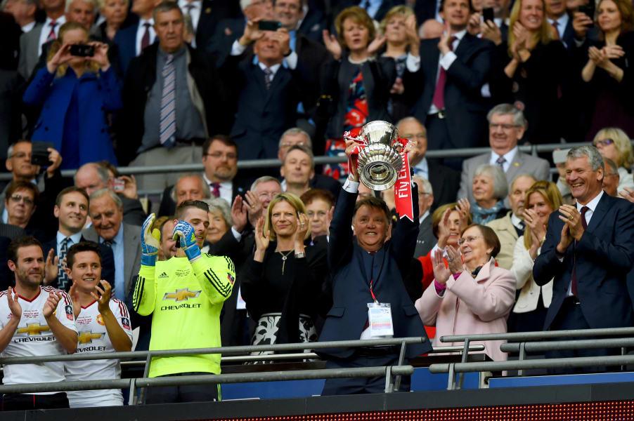 Van Gaal FA Cup