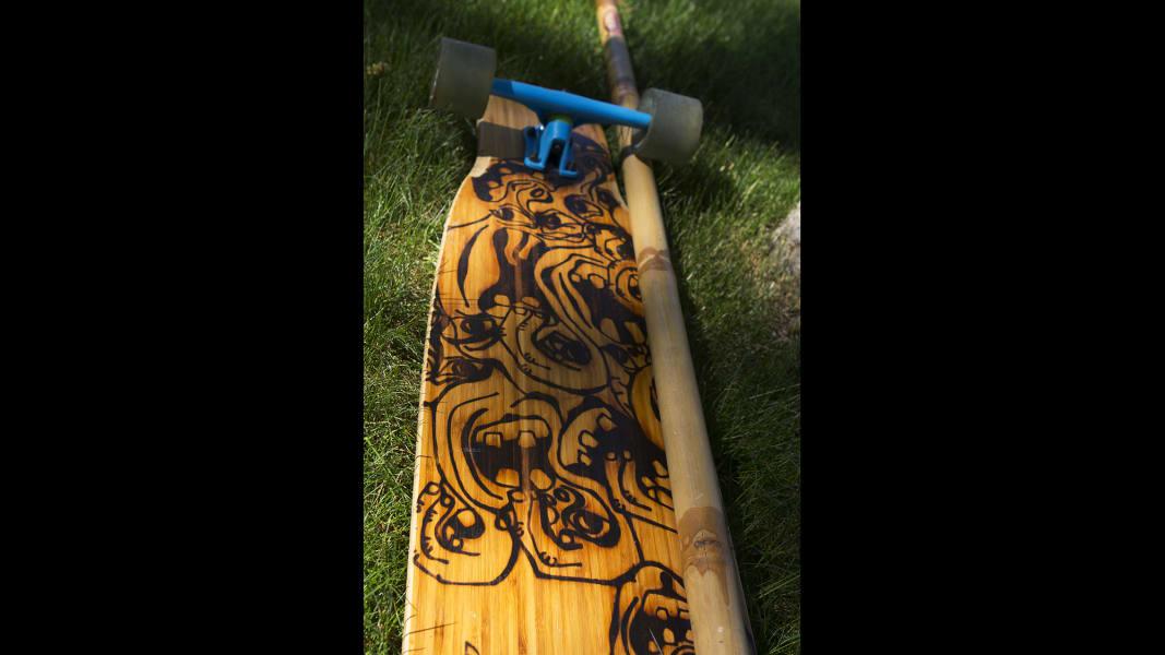 08 bend beatdown longboard fit nation