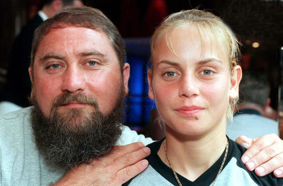 Jelena and Damir Dokic