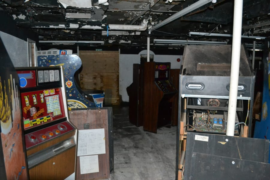 v2Arcade machines discovered in ship 2 of 10
