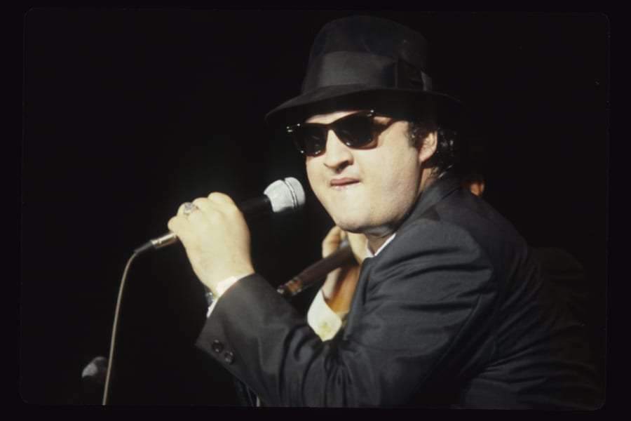 John Belushi - RESTRICTED