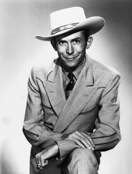 hank williams - RESTRICTED