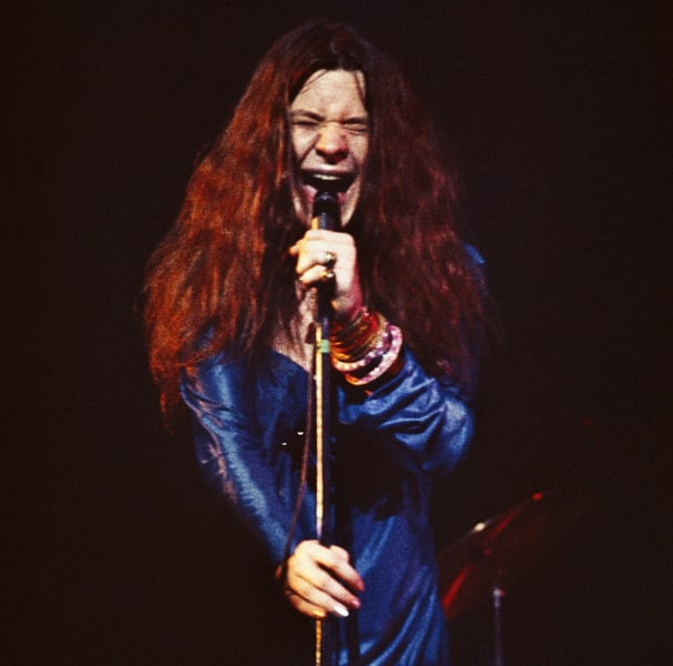 janis joplin - RESTRICTED