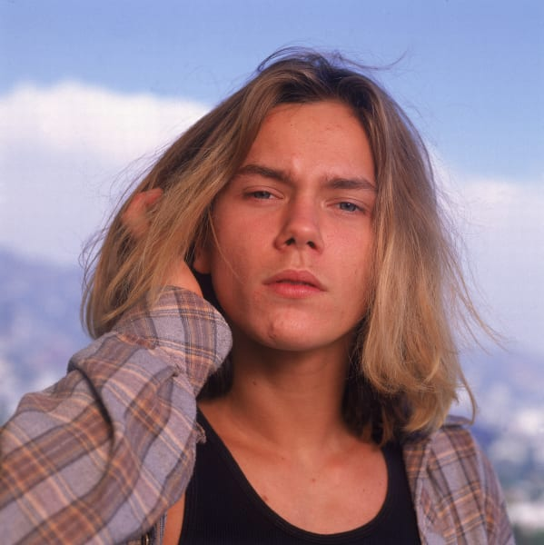 river phoenix - RESTRICTED
