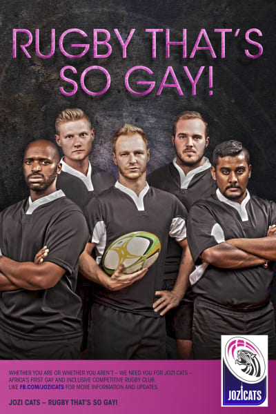 jozi cats group so gay