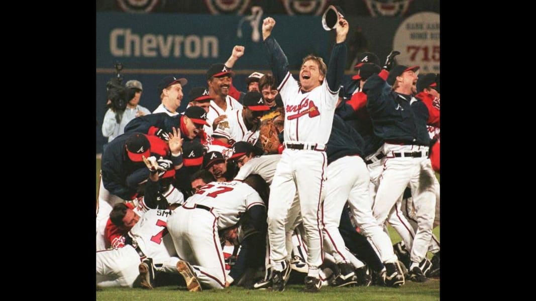 10 longest championship droughts Atlanta Braves