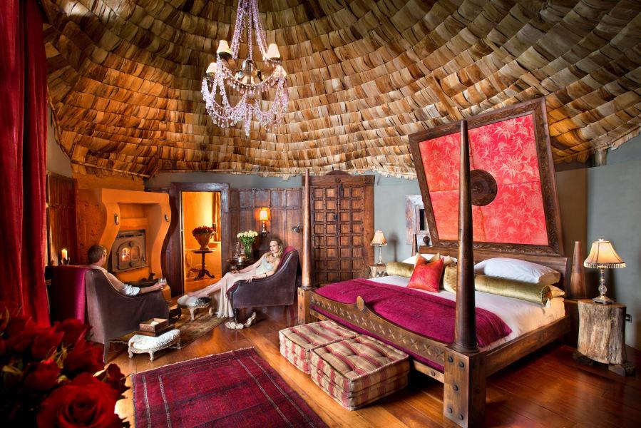 andBeyond hotel Tanzania