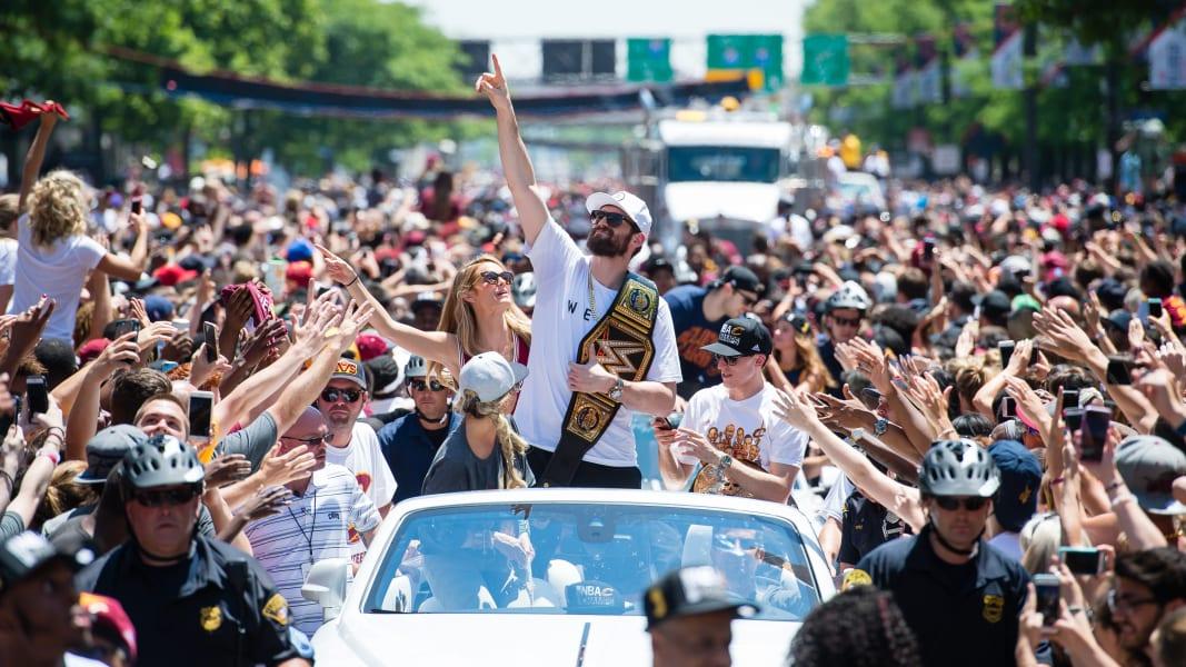 08 Cleveland Cavaliers parade 0622