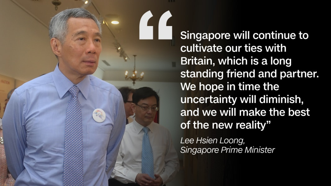 Quote graphic Lee Hsien Loong