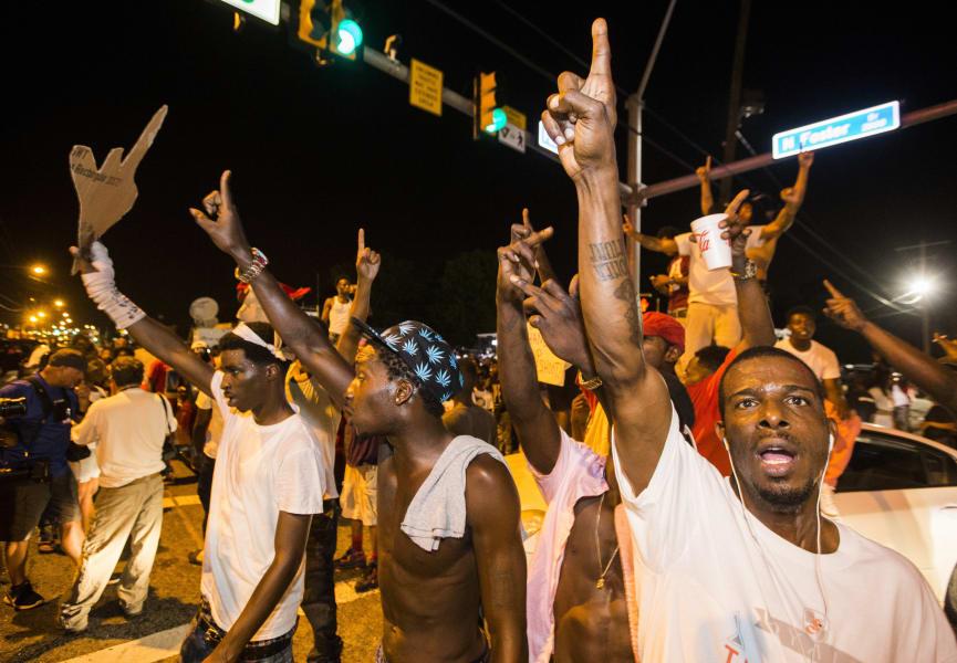 06 police shootings reaction 0707