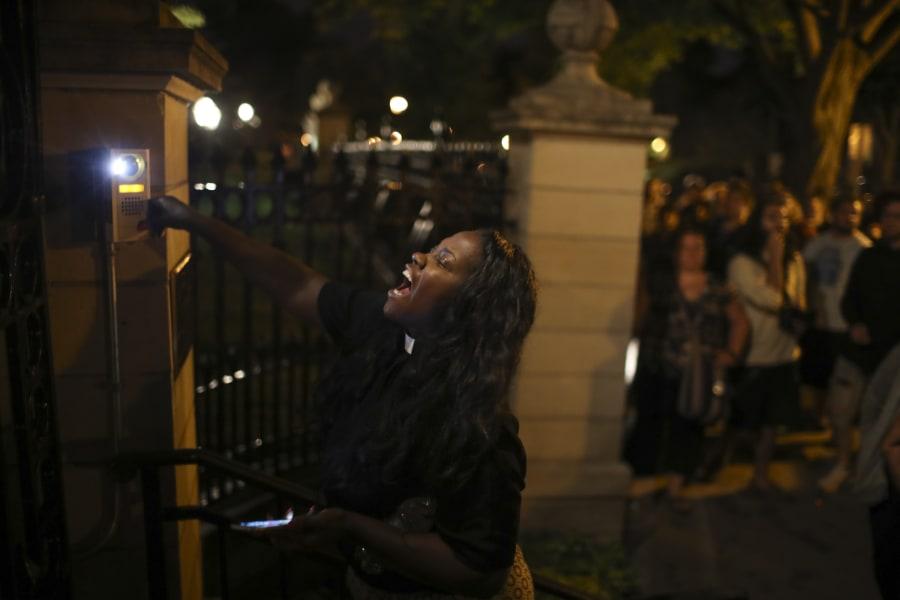 13 police shootings reaction 0707