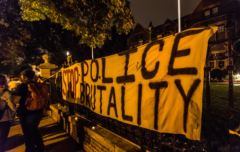 14 police shootings reaction 0707