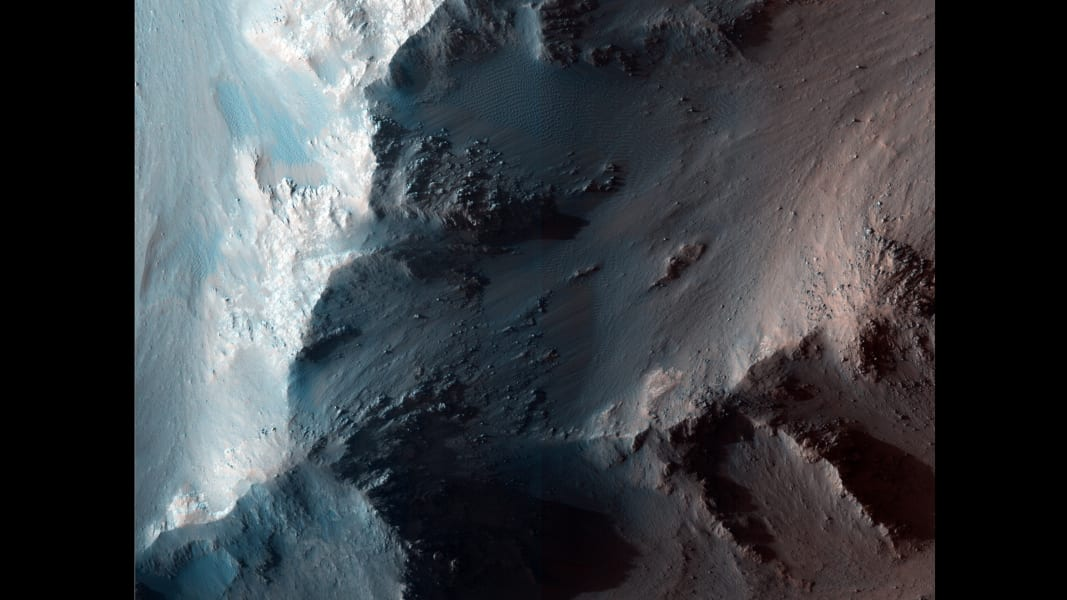 01 water on mars