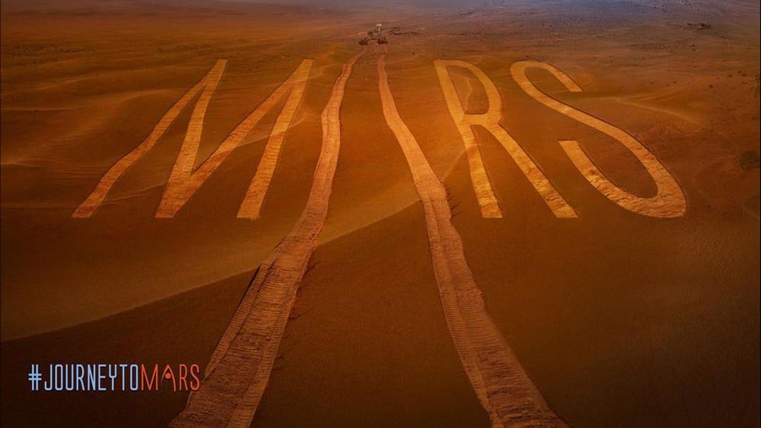 01 Mars 2020 Rover