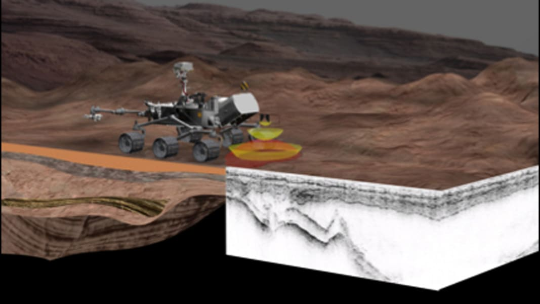 09 Mars 2020 Rover