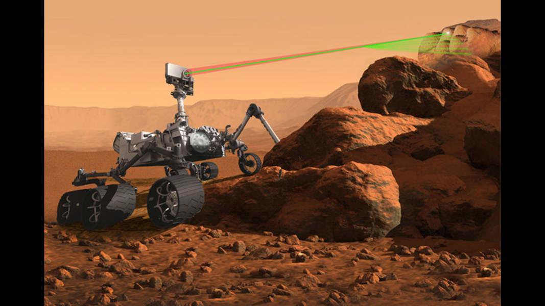 11 Mars 2020 Rover