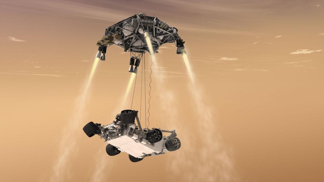13 Mars 2020 Rover