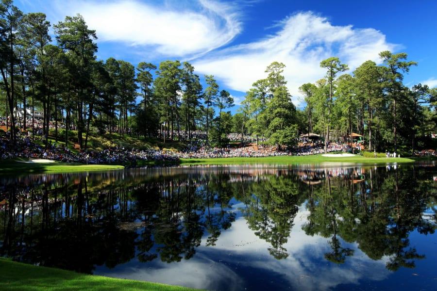 Augusta par three course