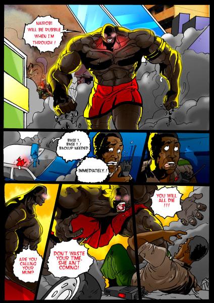 Leti Arts comic