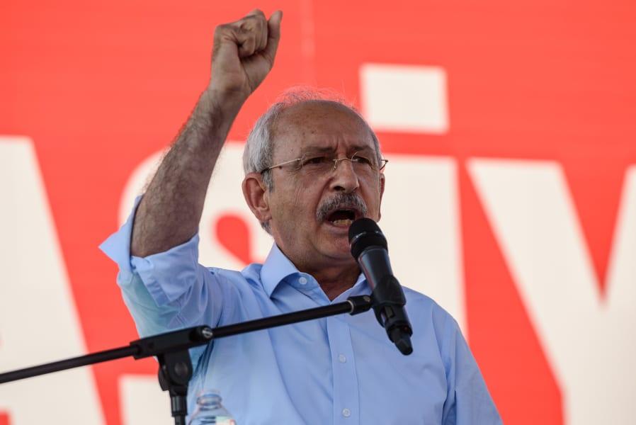 Taksim Square rally 10