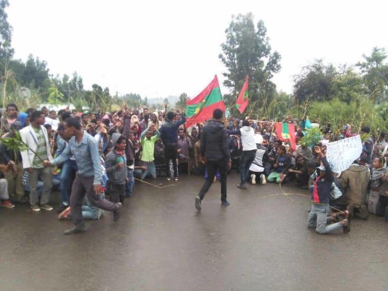 Ethiopia Oromo Protest
