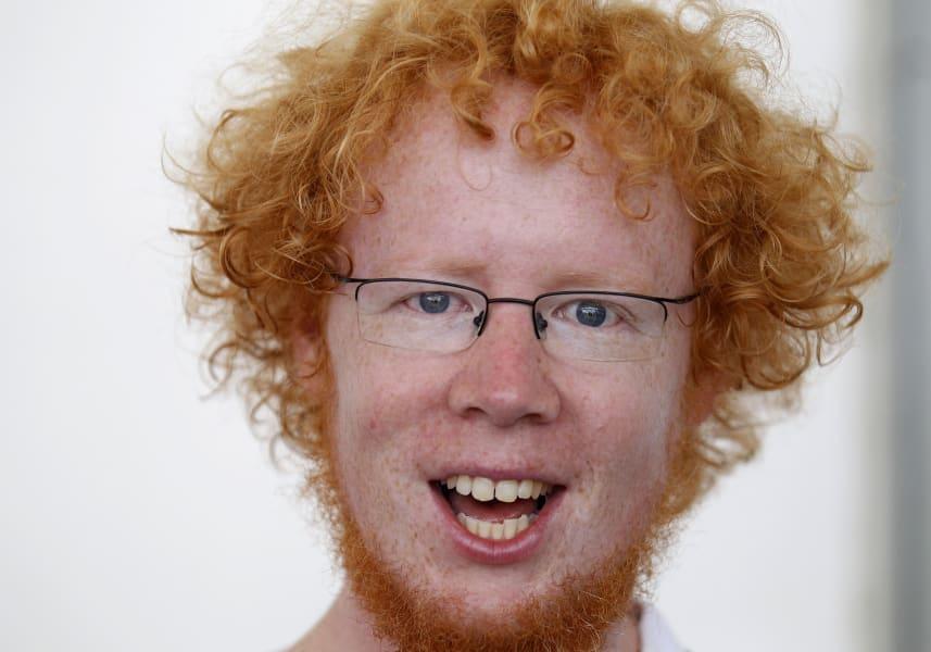 redhead convention 1