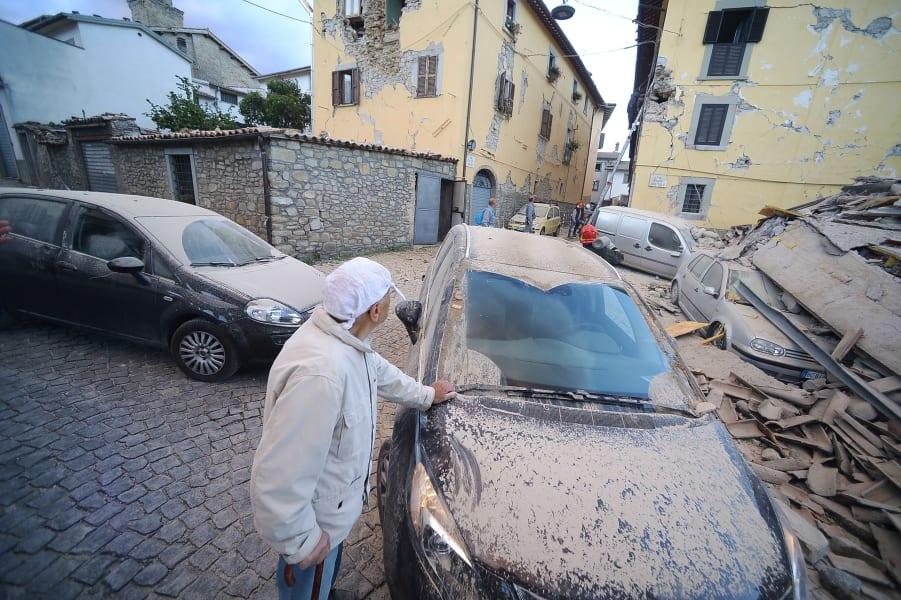italy earthquake 14