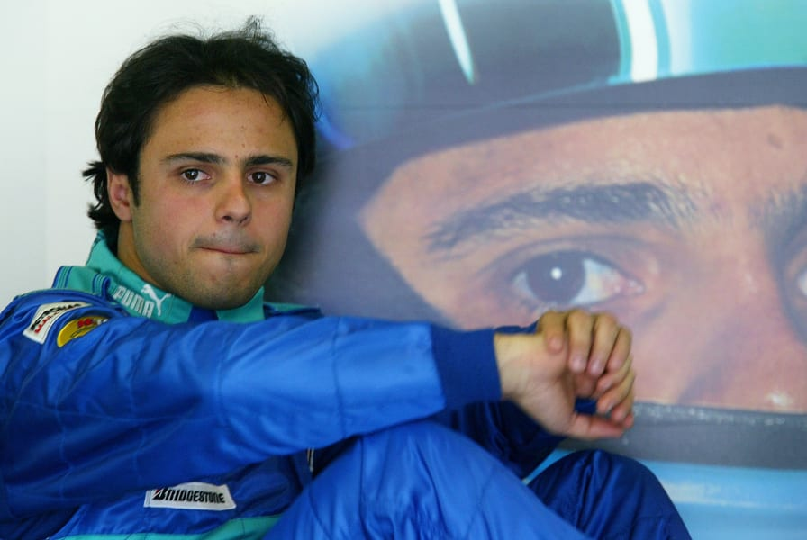 Sauber Felipe Massa f1