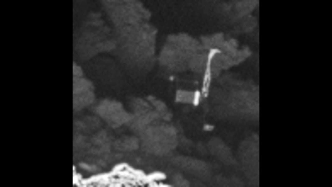 02 Philae lander found