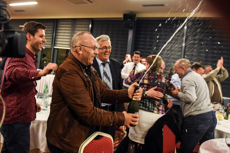 Kosovo FIFA membership celebration